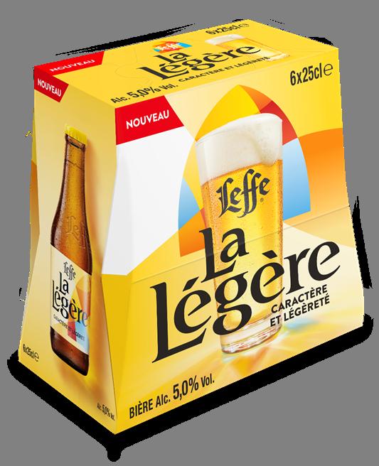 Leffe La Légère (AB InBev)