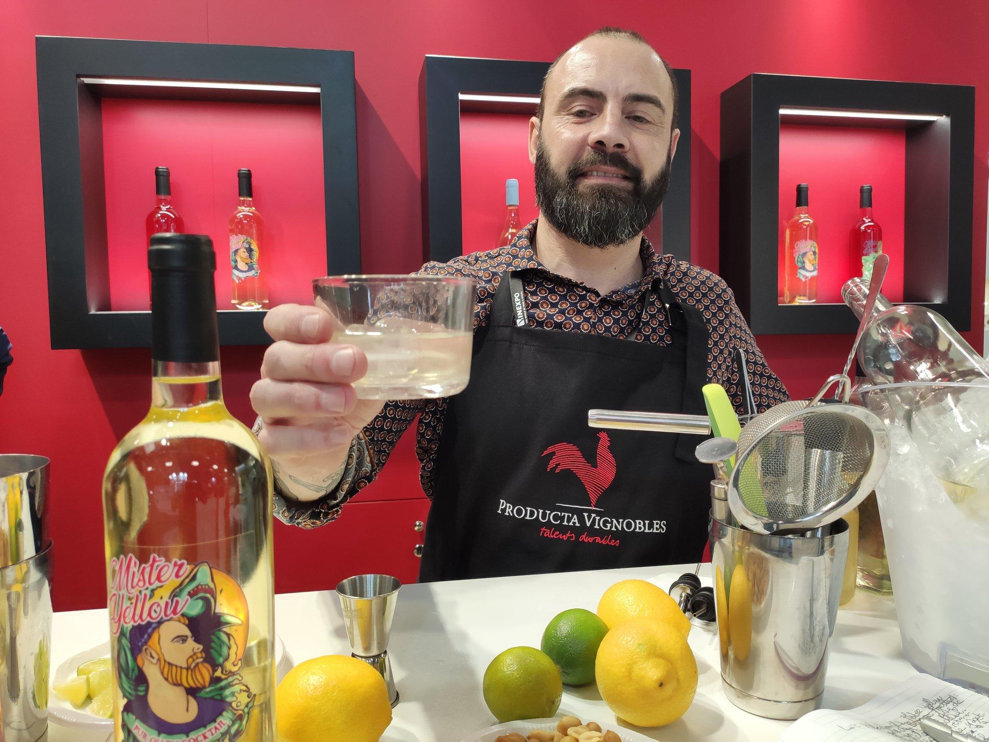 Producta Vignobles - Cocktail au vin