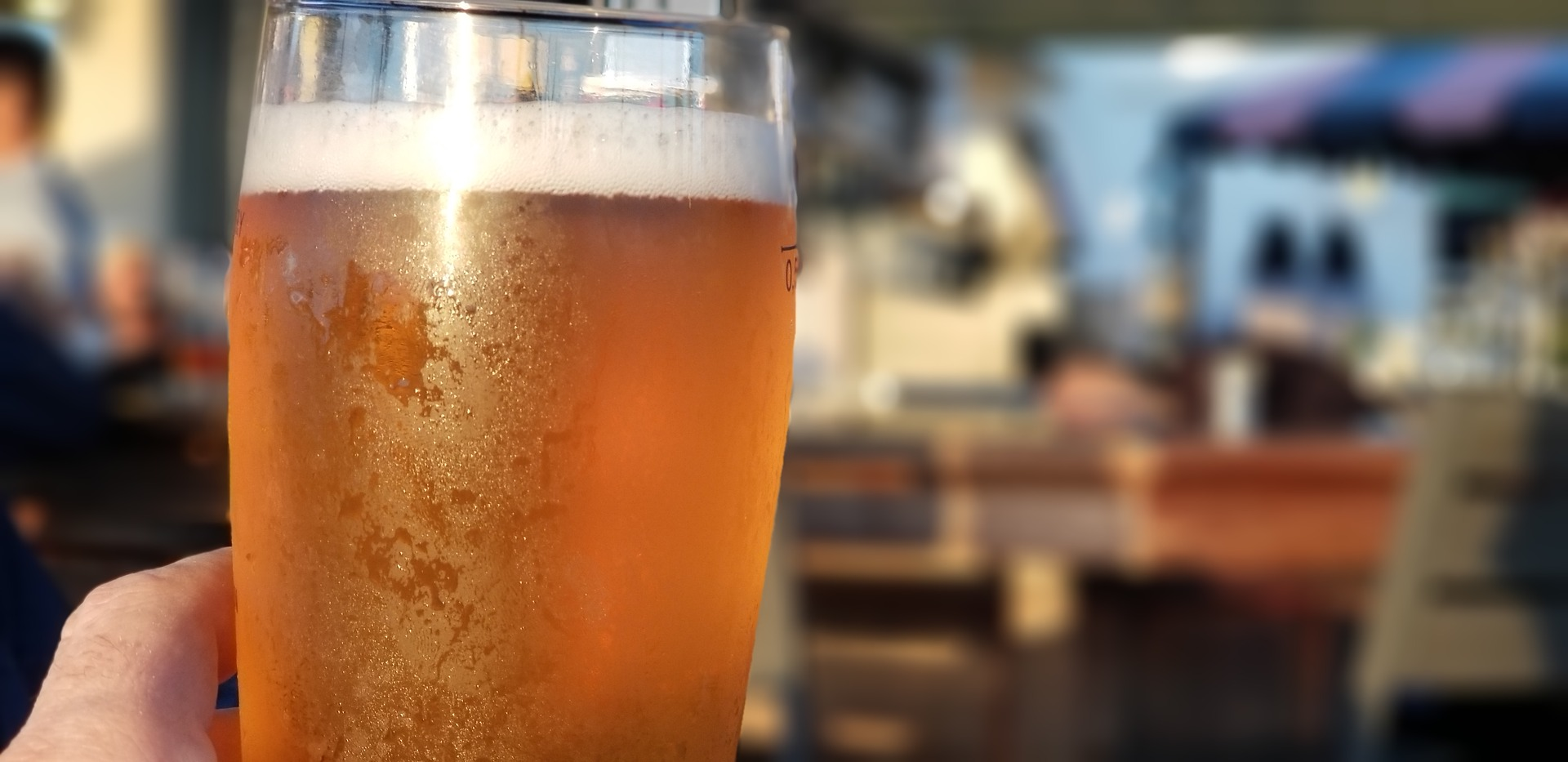 Bière - Pinte de bière craft