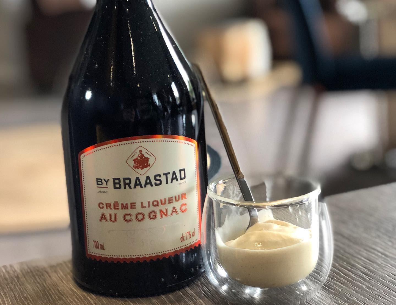 Crème de cognac - Braastad