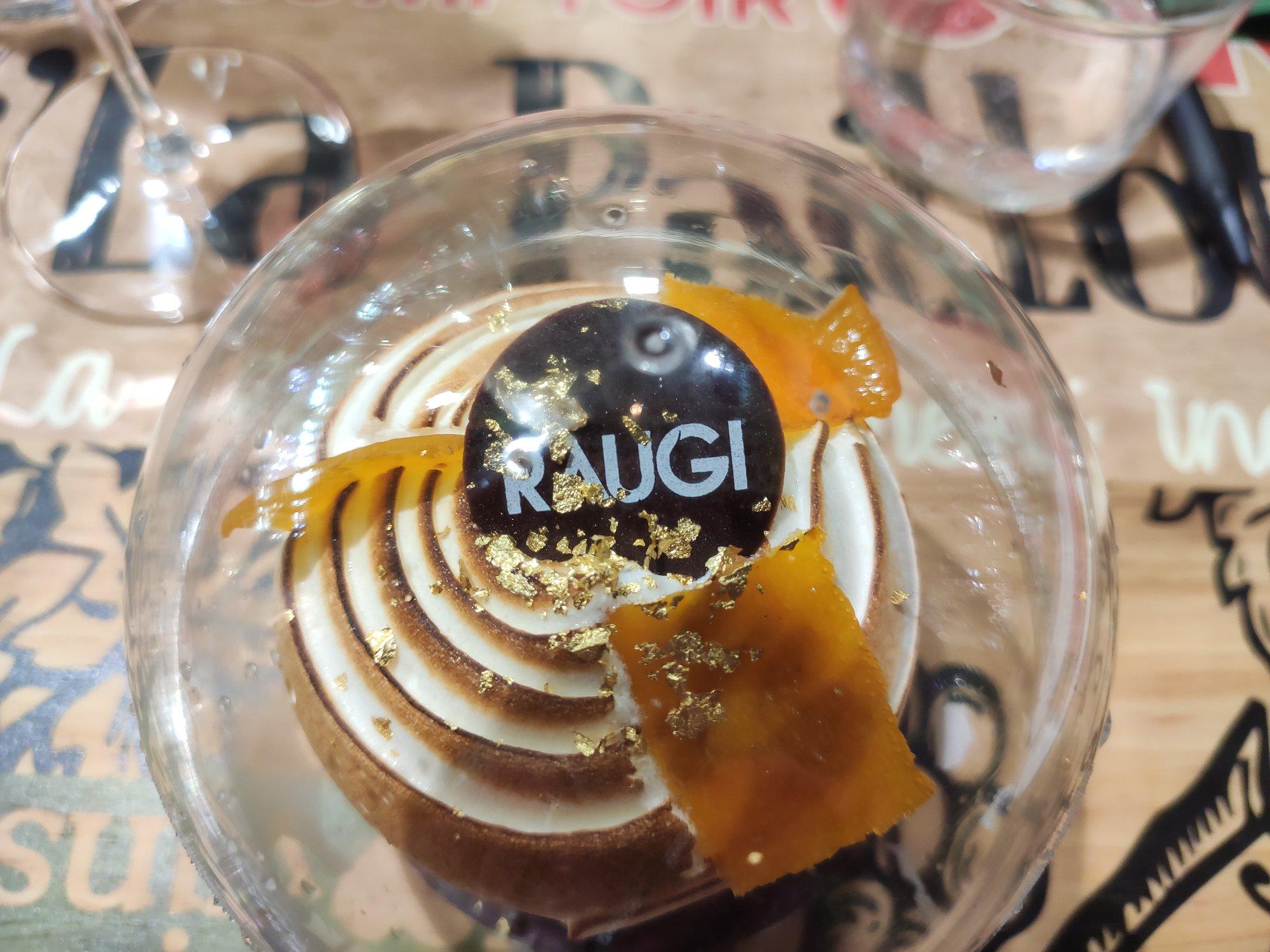 Boule glacée Raugi (Bastia) - Vins de Corse