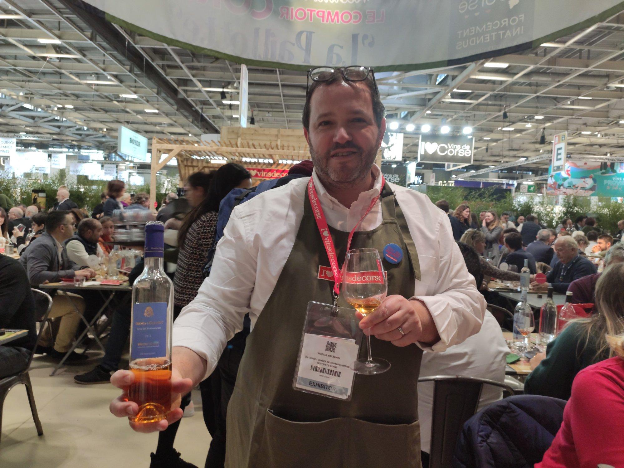 Sommelier Vins de Corse
