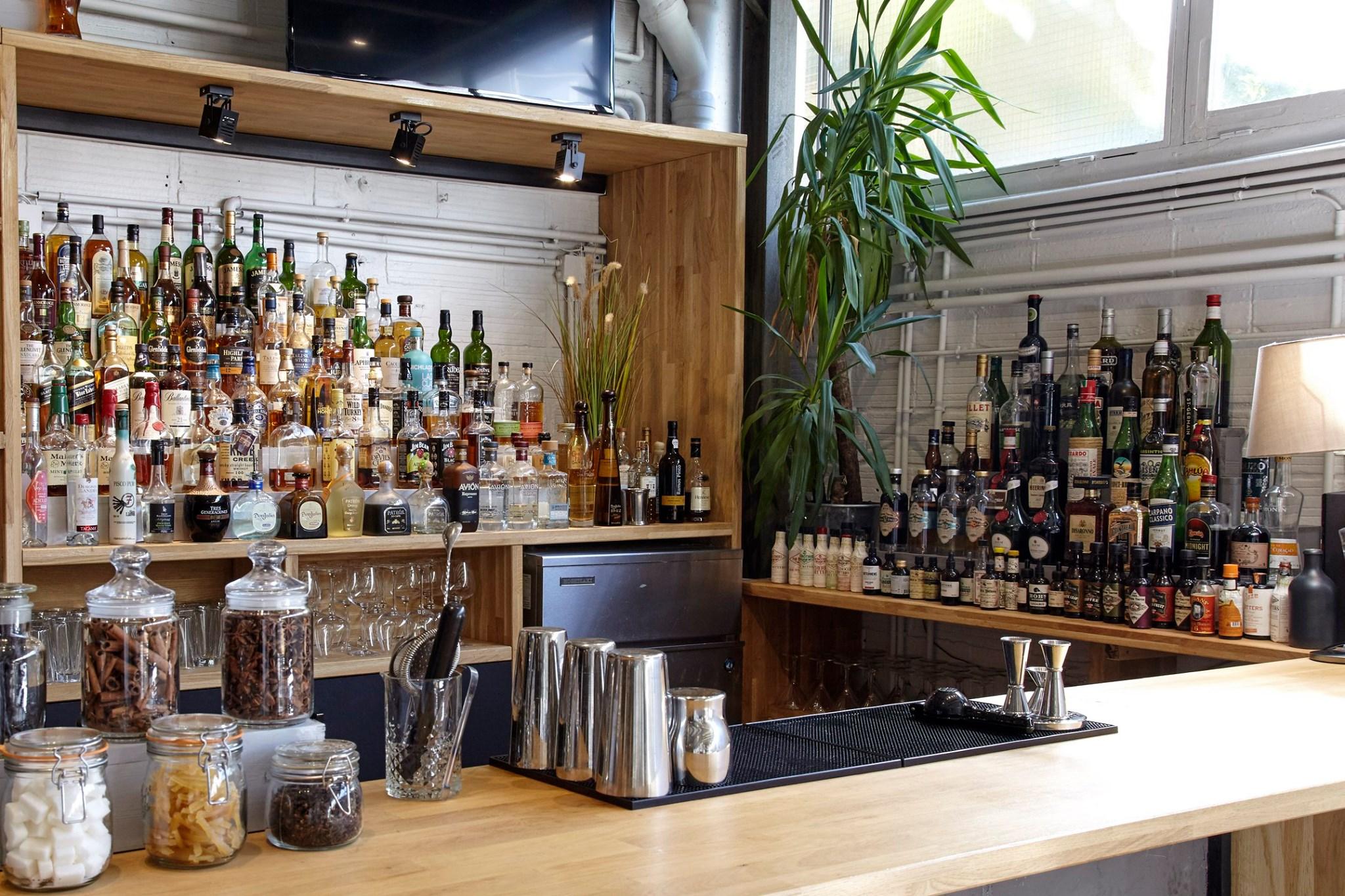 Bar Spoon - Centre de formation CQP Barman