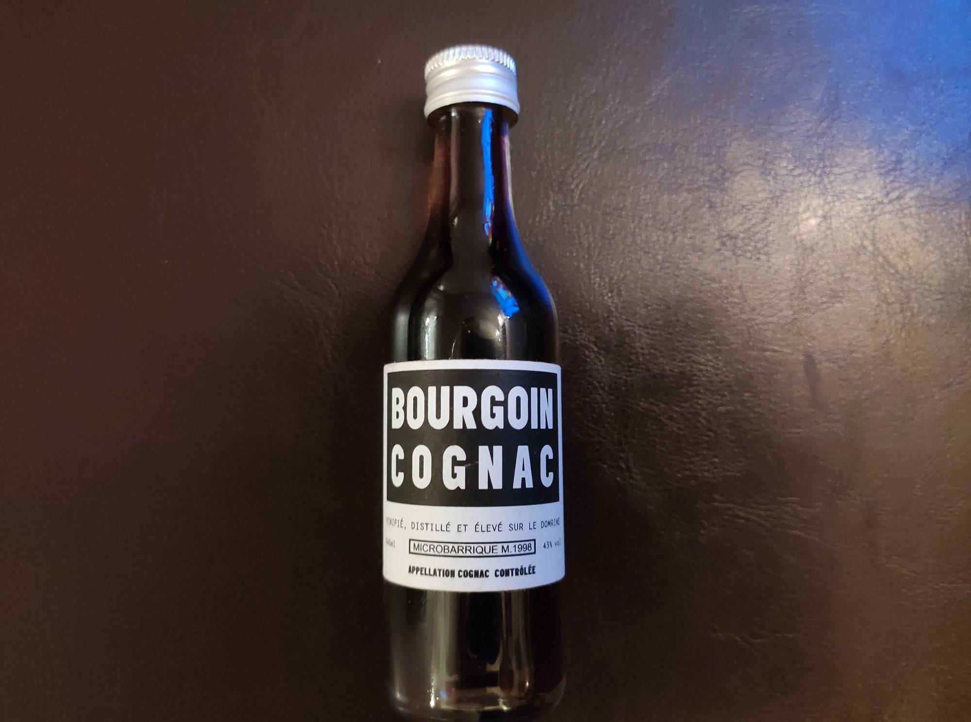 Bourgoin Cognac - Cognac boisé de fût neuf et recherches pour les bartenders
