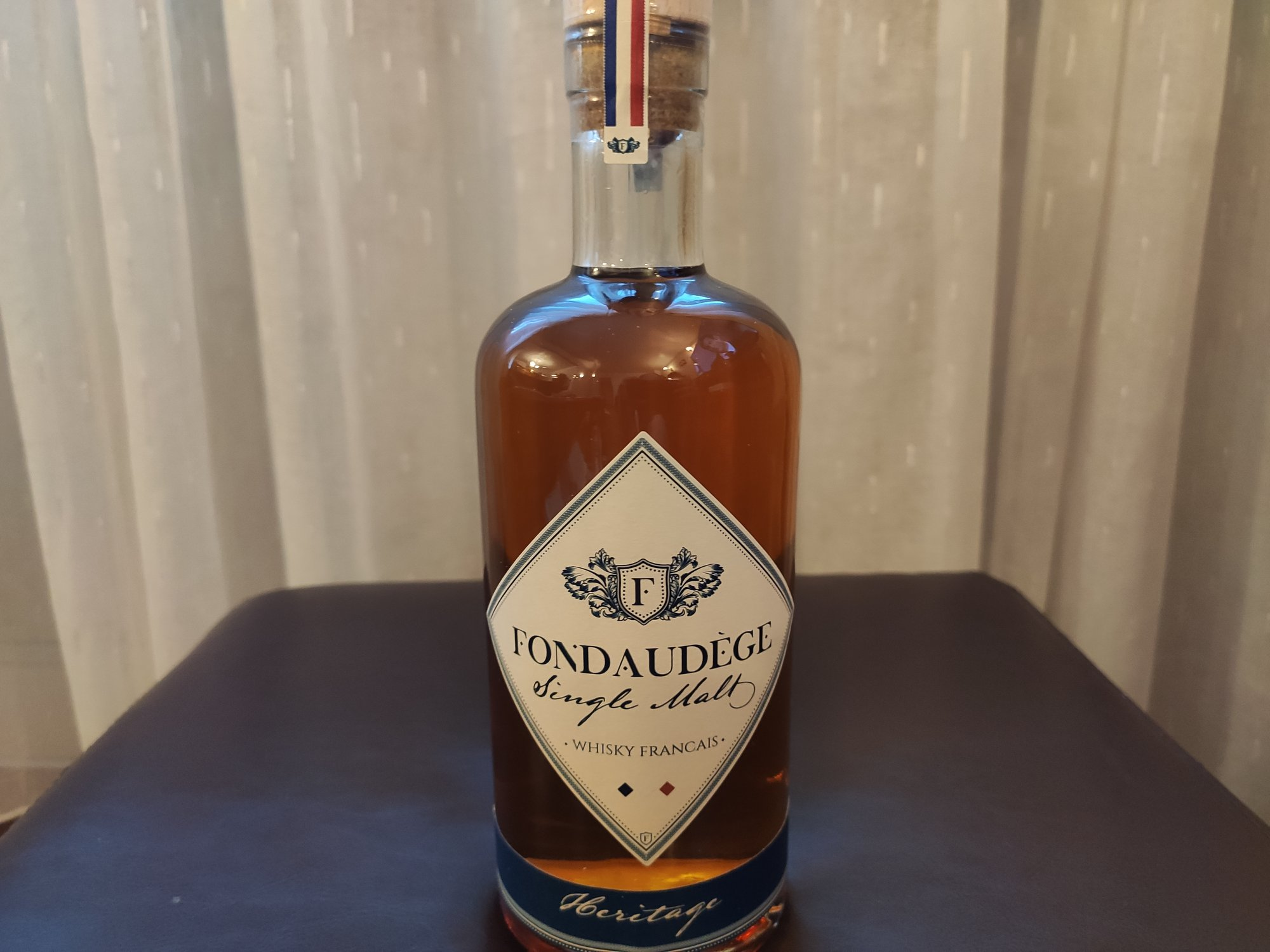 Fondaudège - Single malt - Whiskies du Monde