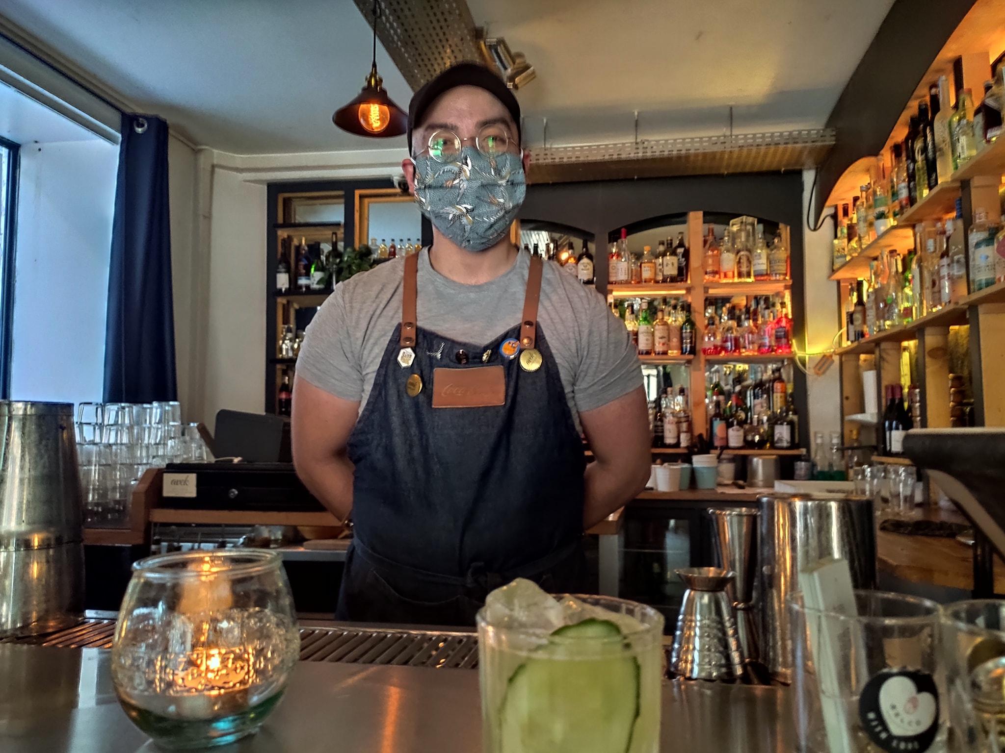 Barman - Bar à cocktails AveK - Paris