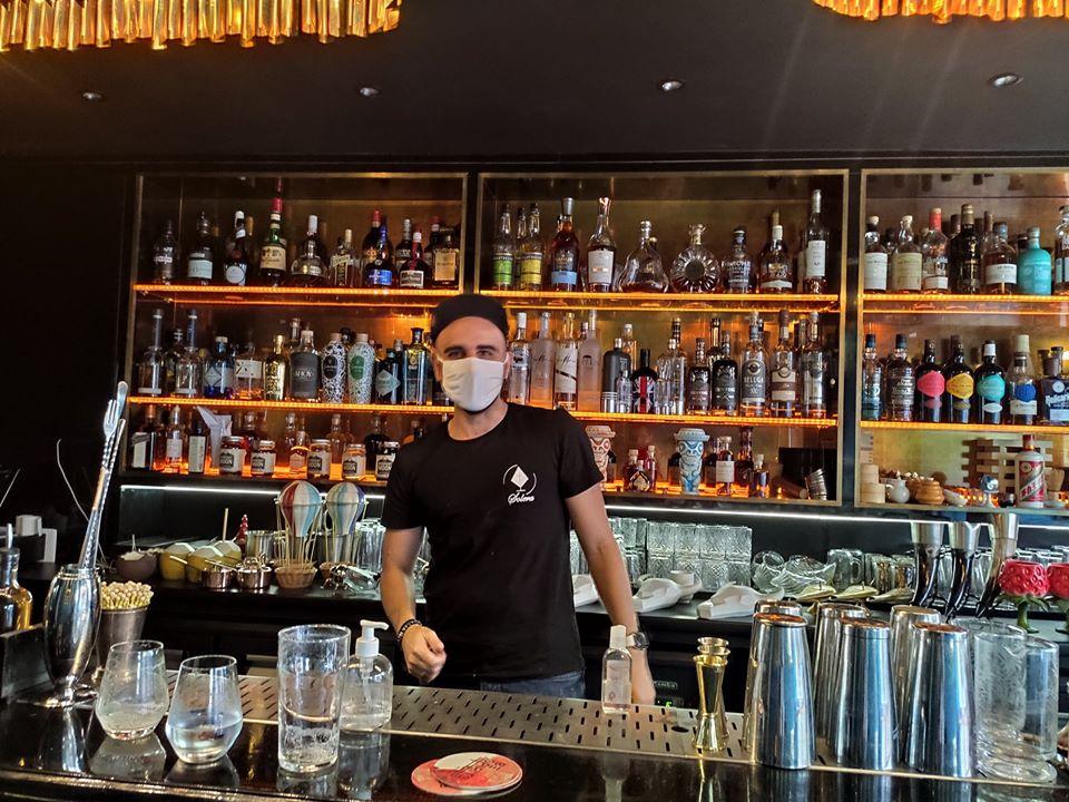 Bar à cocktails Solera - Paris