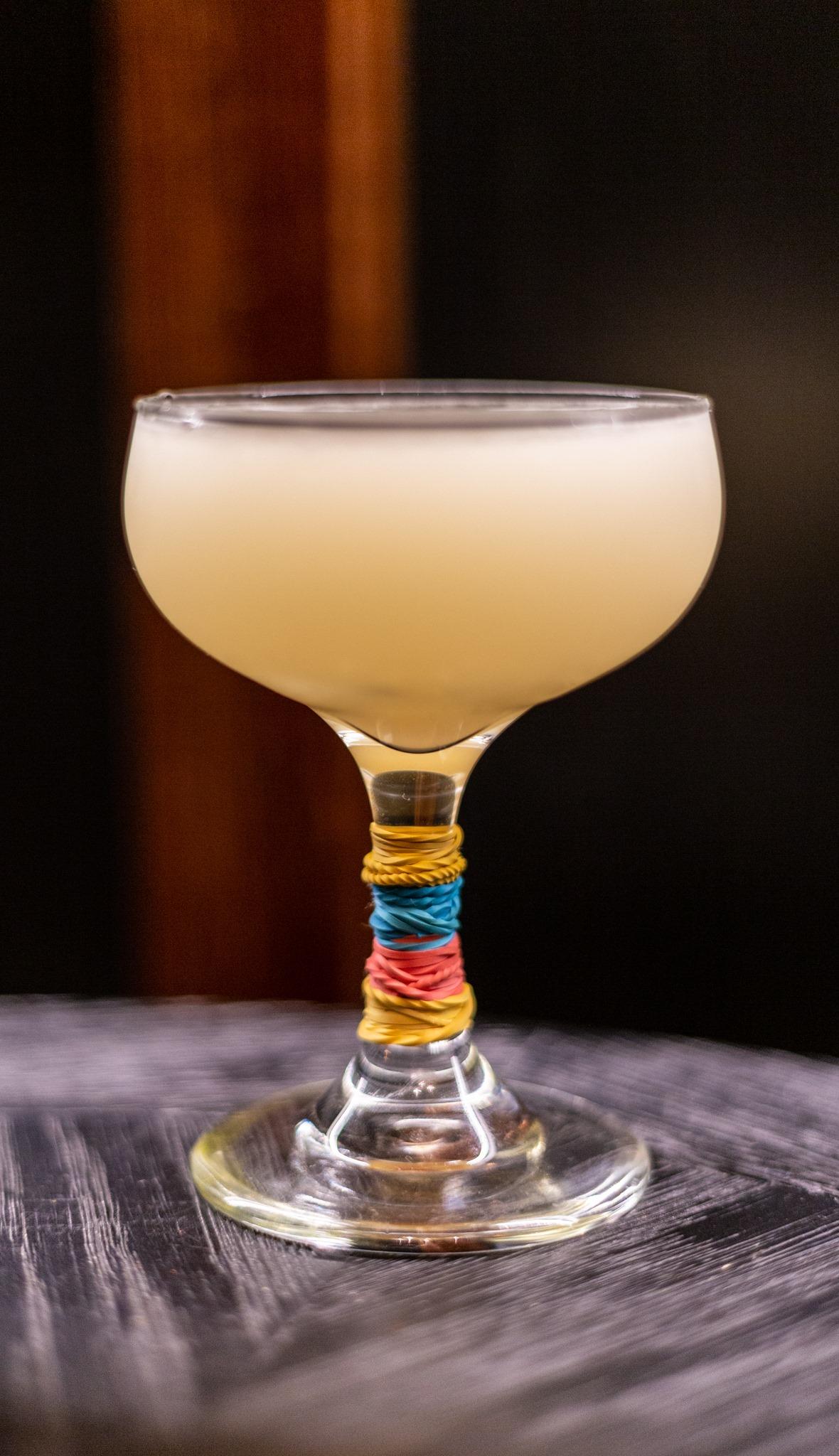 Cocktail au bar Rehab - Hôtel Normandy - Paris