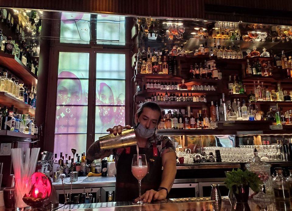 Jeffrey Plagnes - Barman - Andy Wahloo - Paris