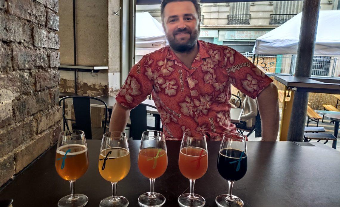 Cyprien Maisonnier - Fauve Craft Bière