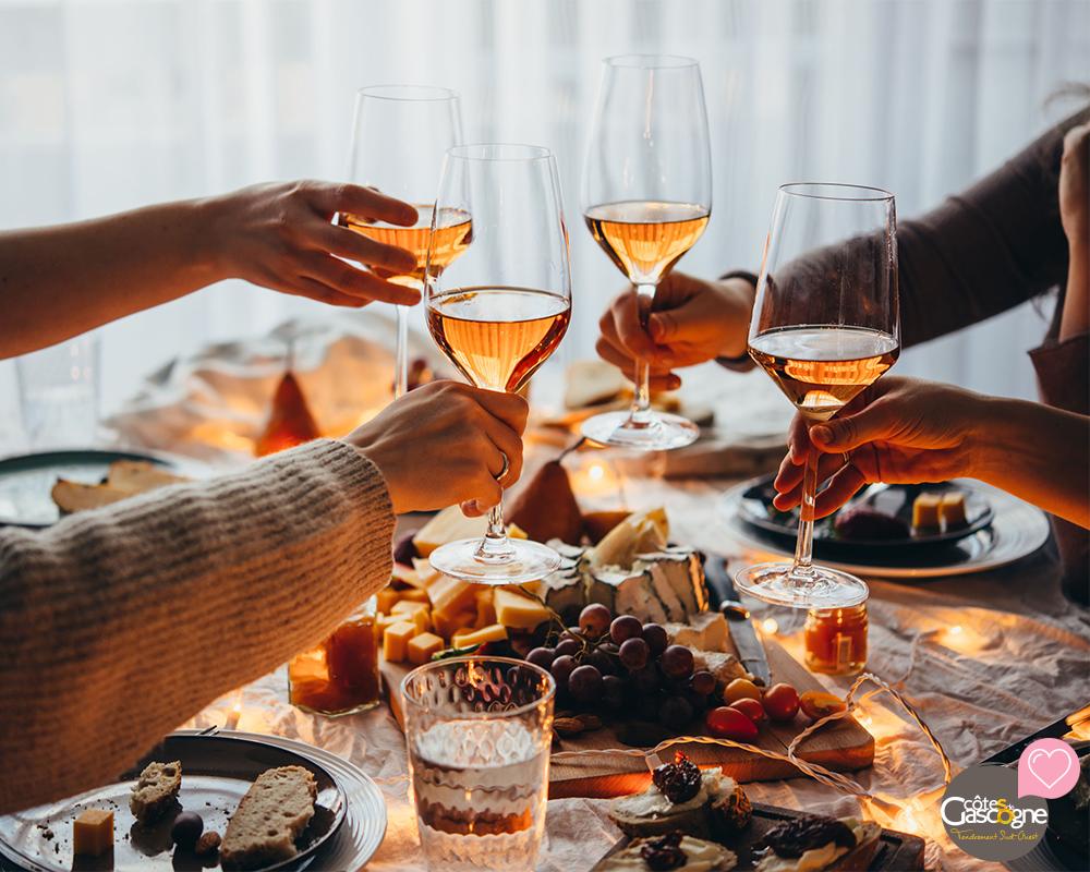 Apéritif à base de vins IGP Côtes de Gascogne