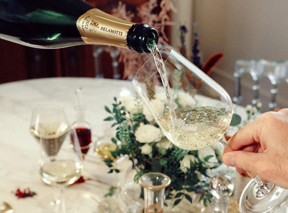 Blanc de blancs 2012 - Champagne Delamotte