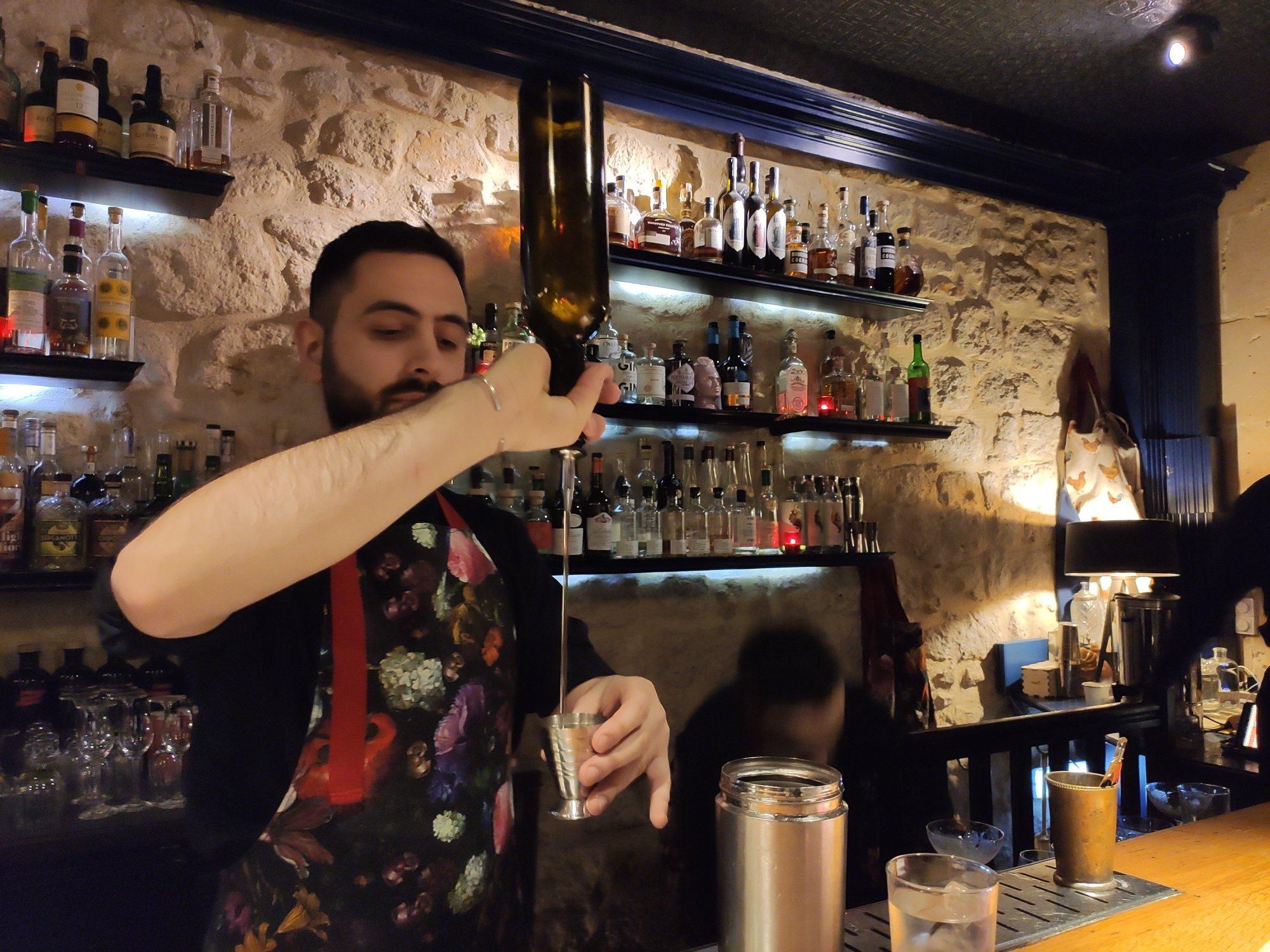 Little Red Door - Bartender - Mixologie