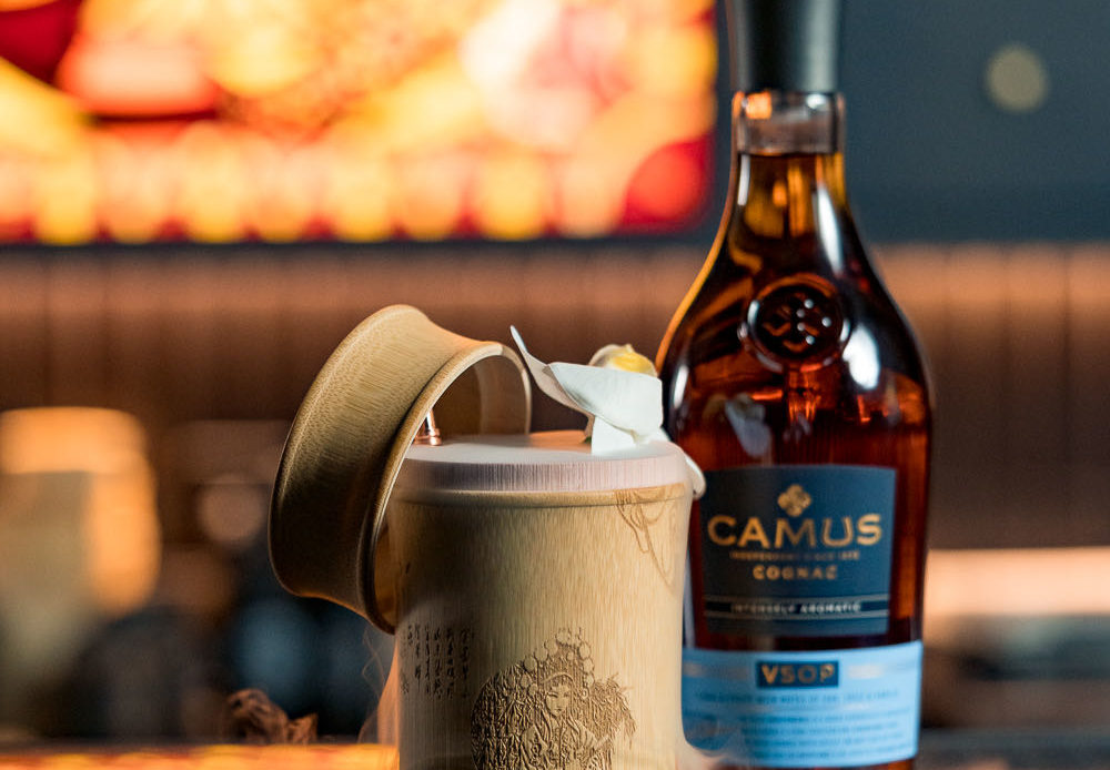 Camus - Cognac - Le cocktail solidaire