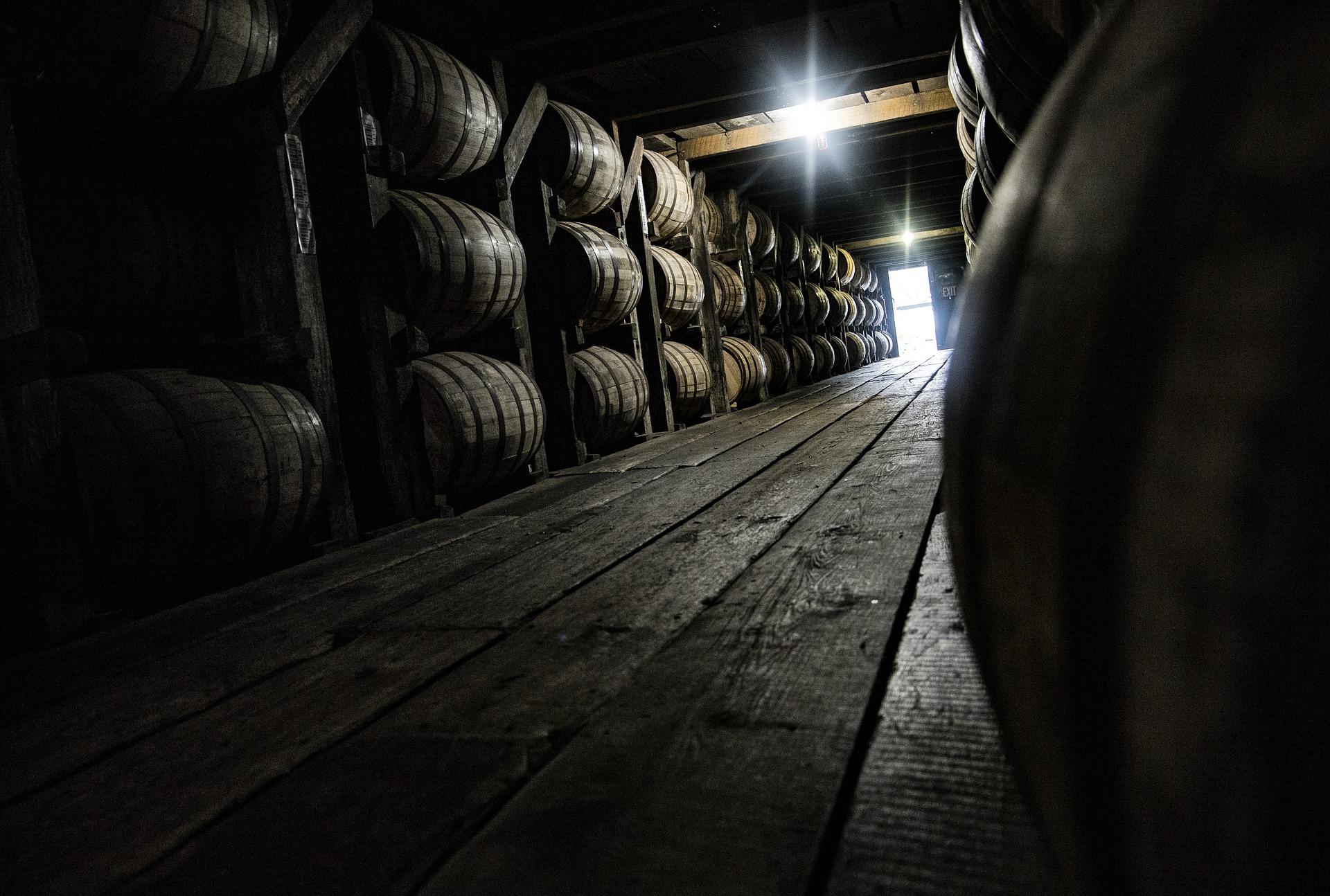 Barriques de whisky - Spiritueux
