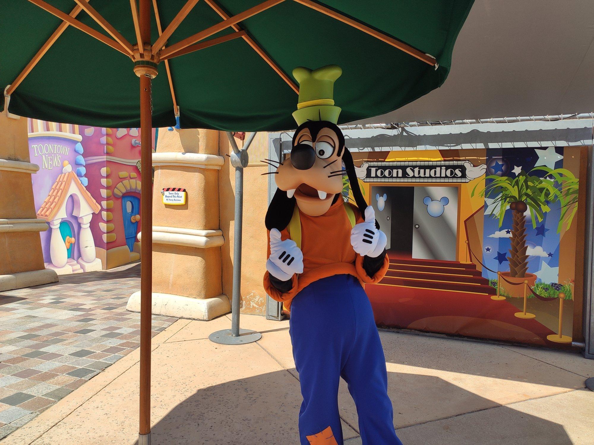 Disneyland Paris - Dingo