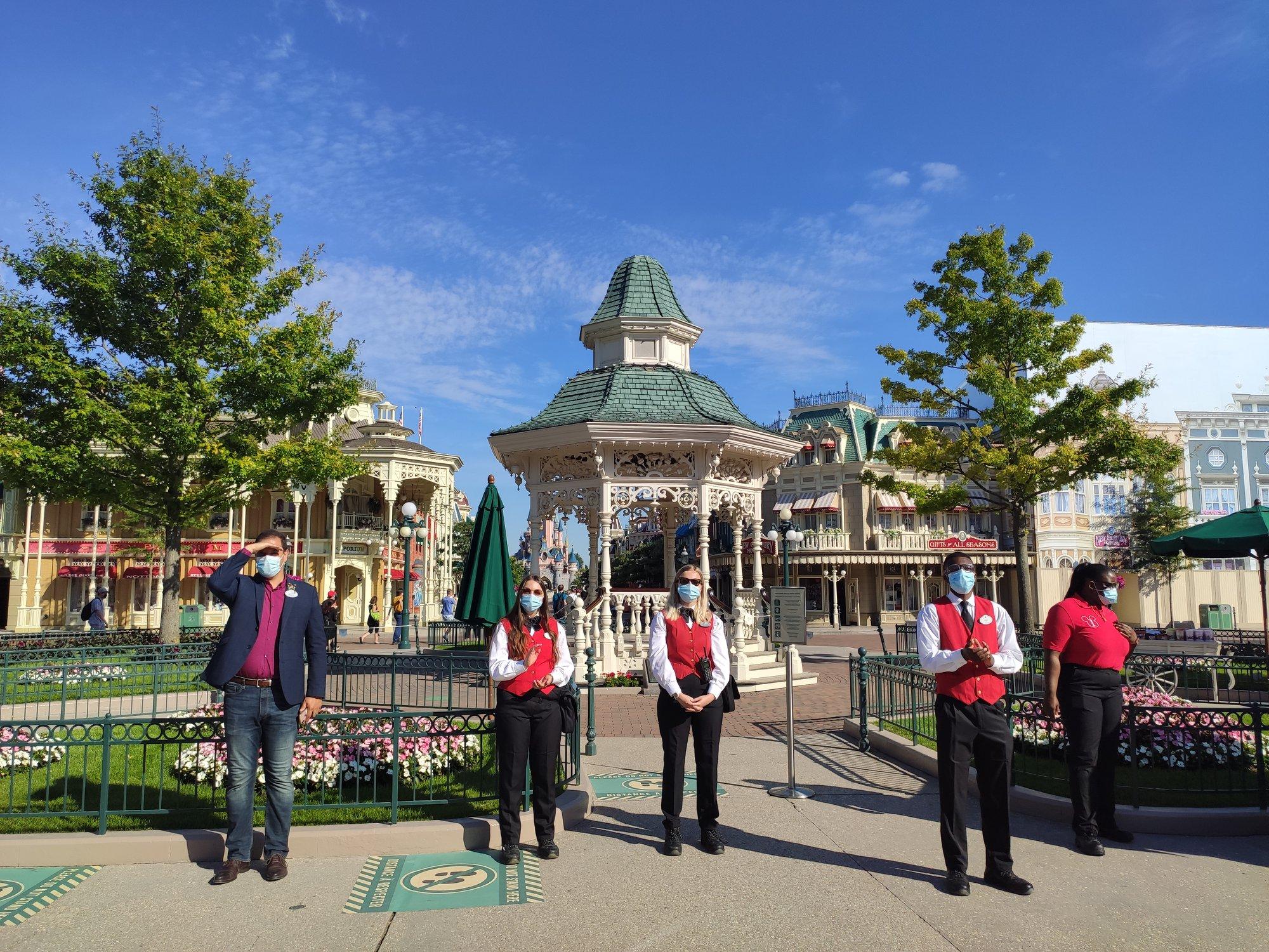 Disneyland Paris - Réouverture 13 juillet 2020