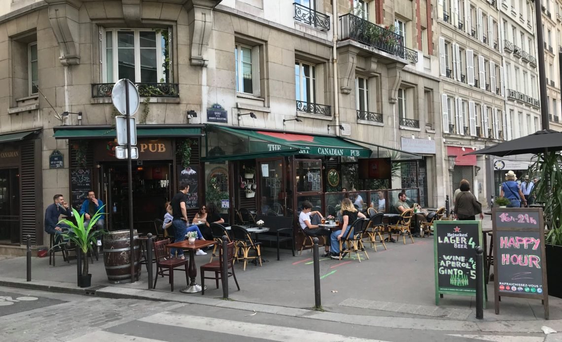 The Great Canadian Pub - Paris