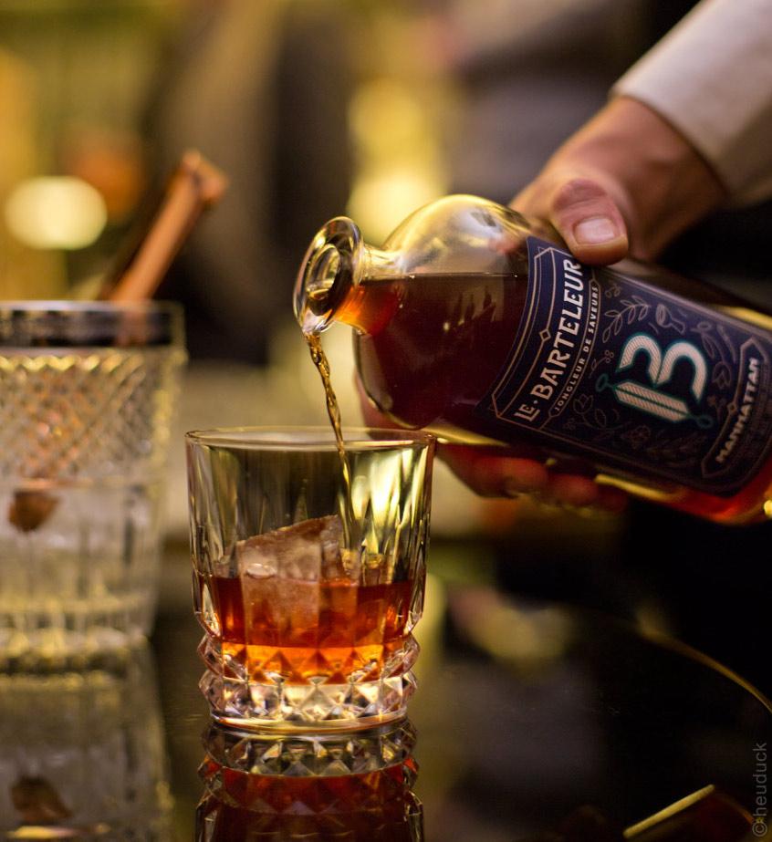 Cocktails embouteillés Le Barteleur