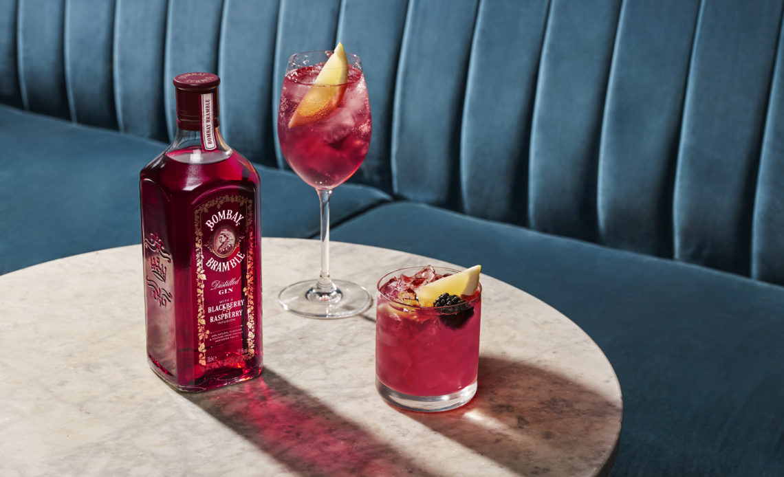 Bombay Bramble - Gin rosé