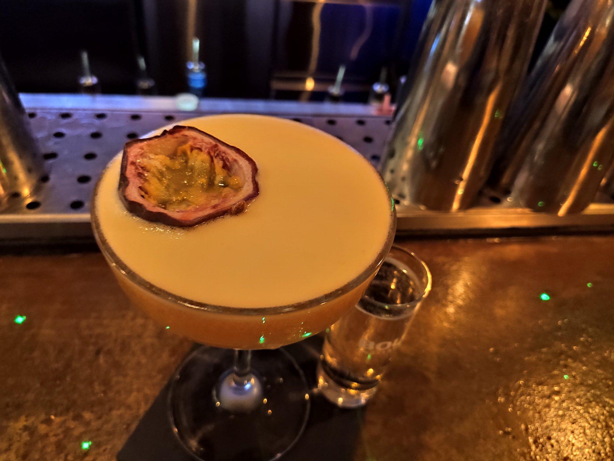 Les Sous-Sols du Coxx - Maverick Martini