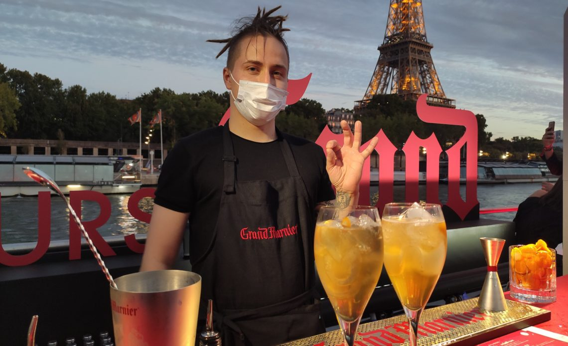 Grand Marnier - Barman - Candelaria