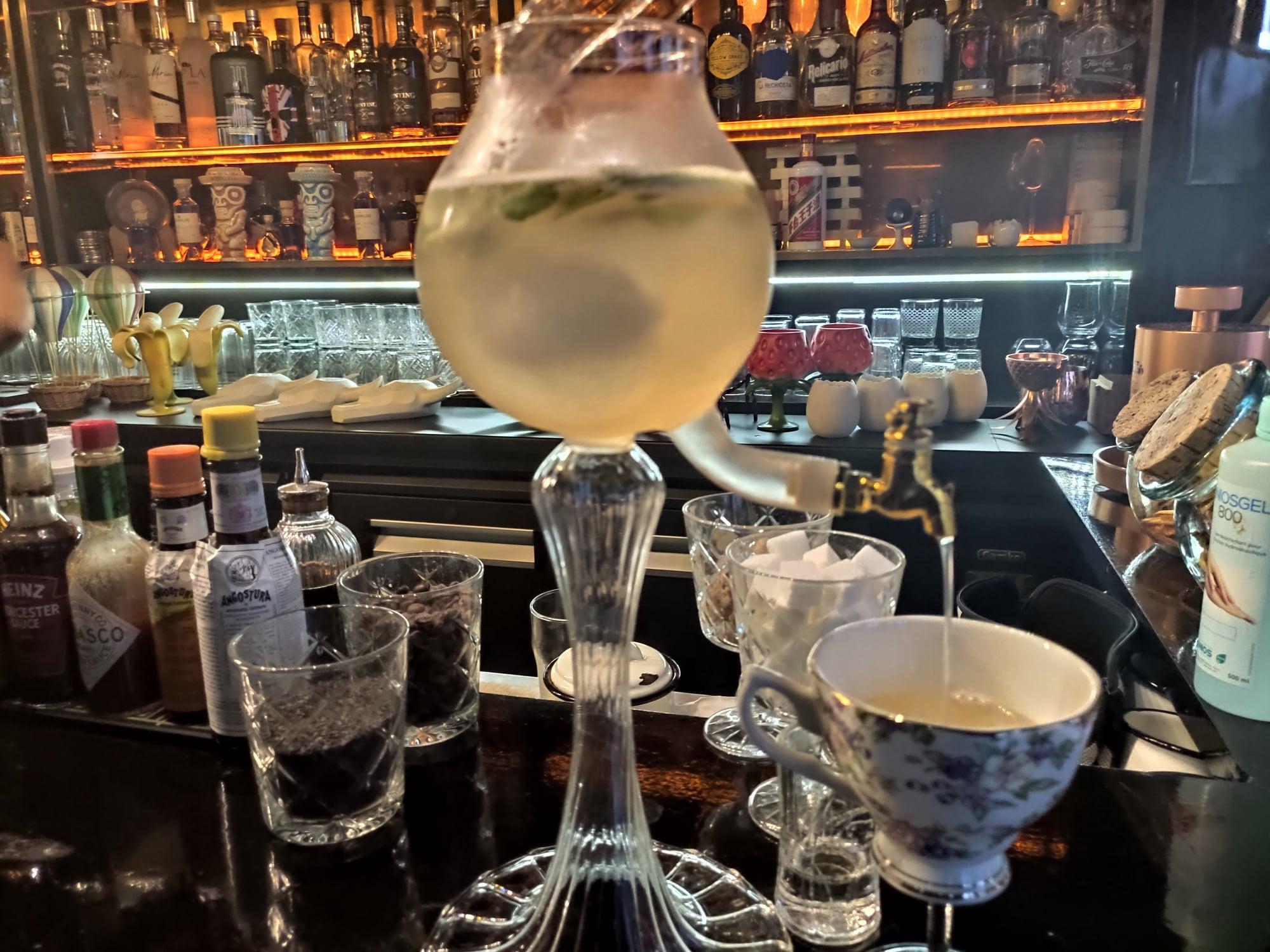Very Yummy - Cocktail - Bar Solera Paris