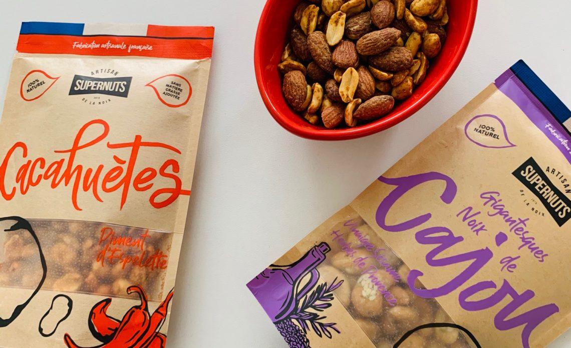 Produits apéritifs Supernuts