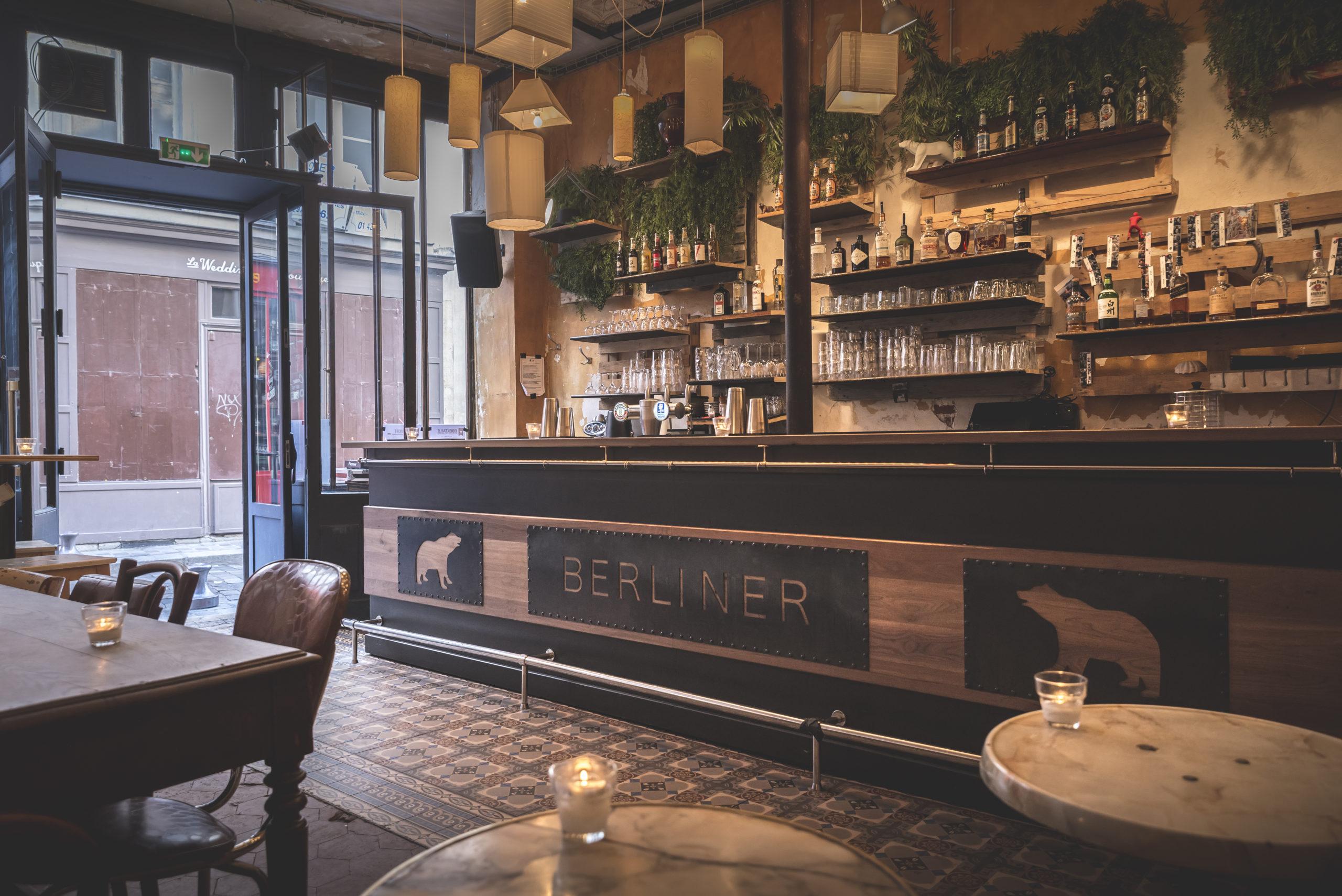 Berliner Wunderbar - Bar à bières allemand - Paris