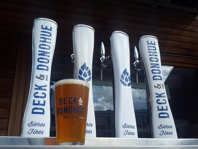 Bières Deck & Donohue