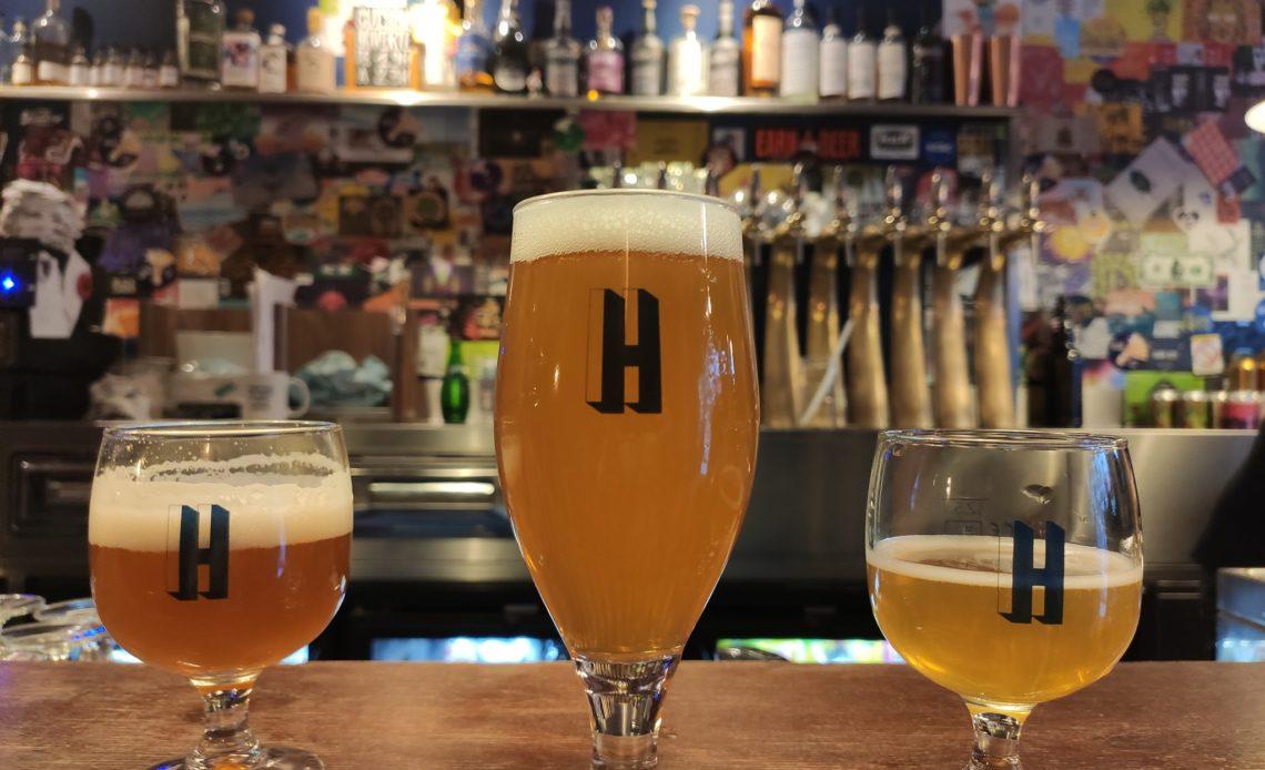 Hoppy Corner - Bar à bières artisanales - Paris
