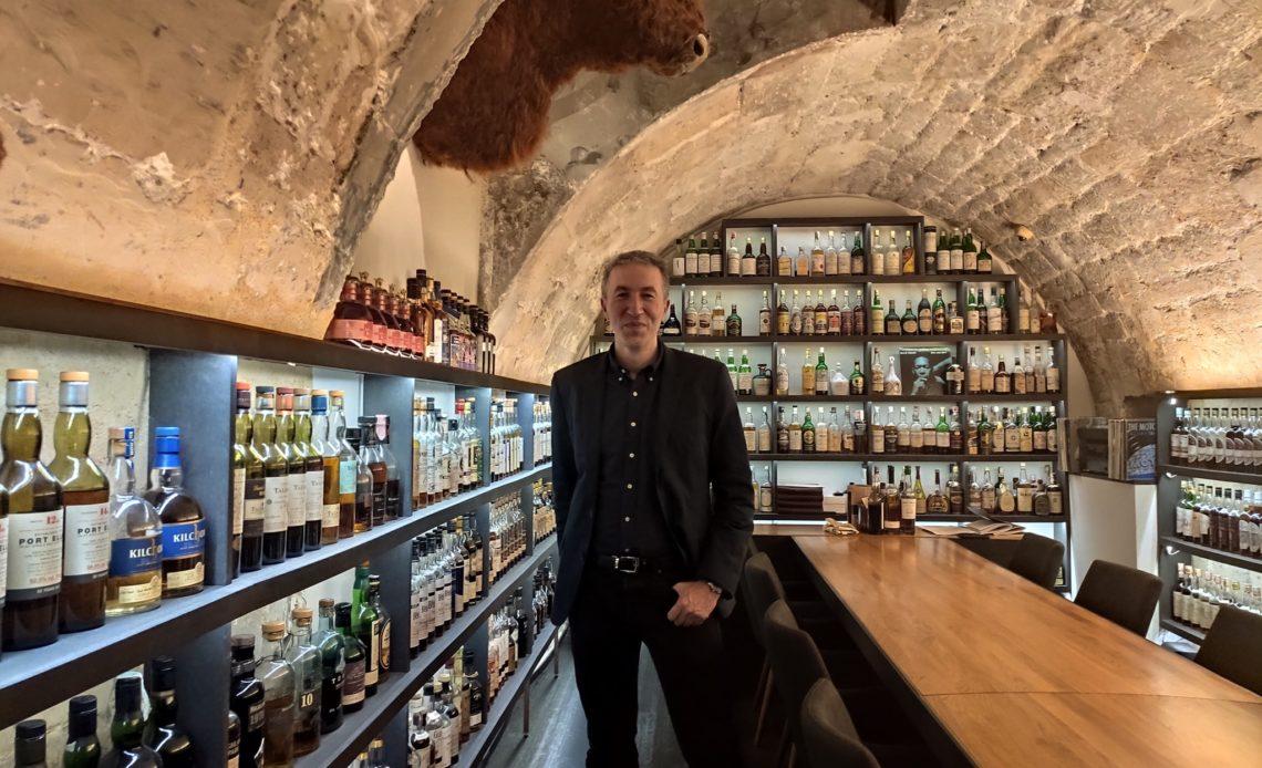 Thierry Benitah - PDG - La Maison du Whisky (LMDW)