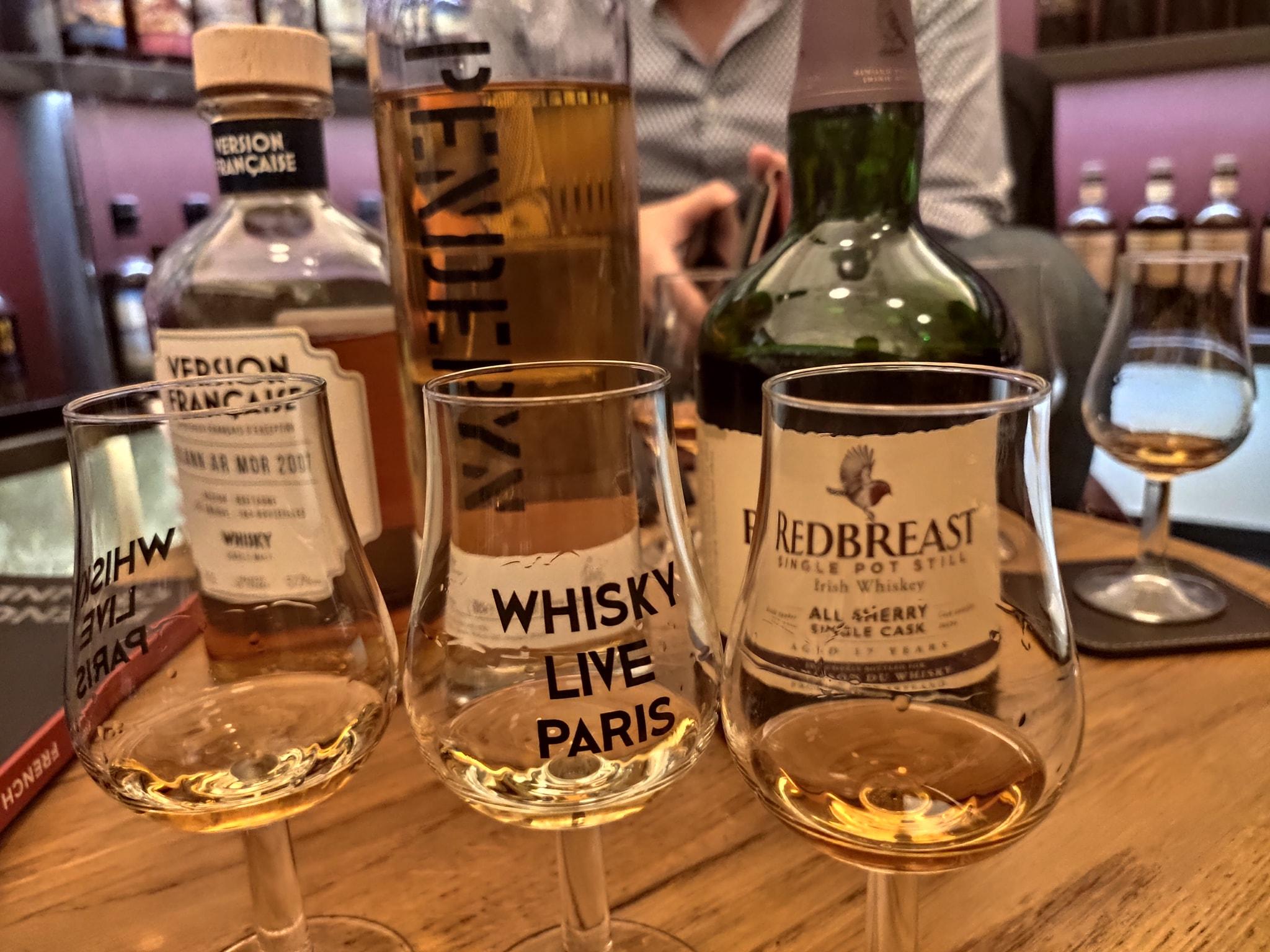 Dégustation de whisky - Golden Promise - LMDW - Paris