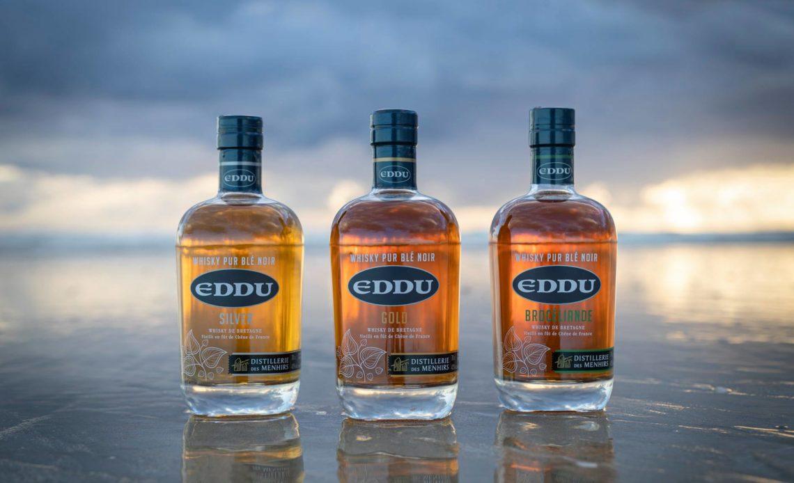 Eddu - Whisky - Distillerie des Menhirs