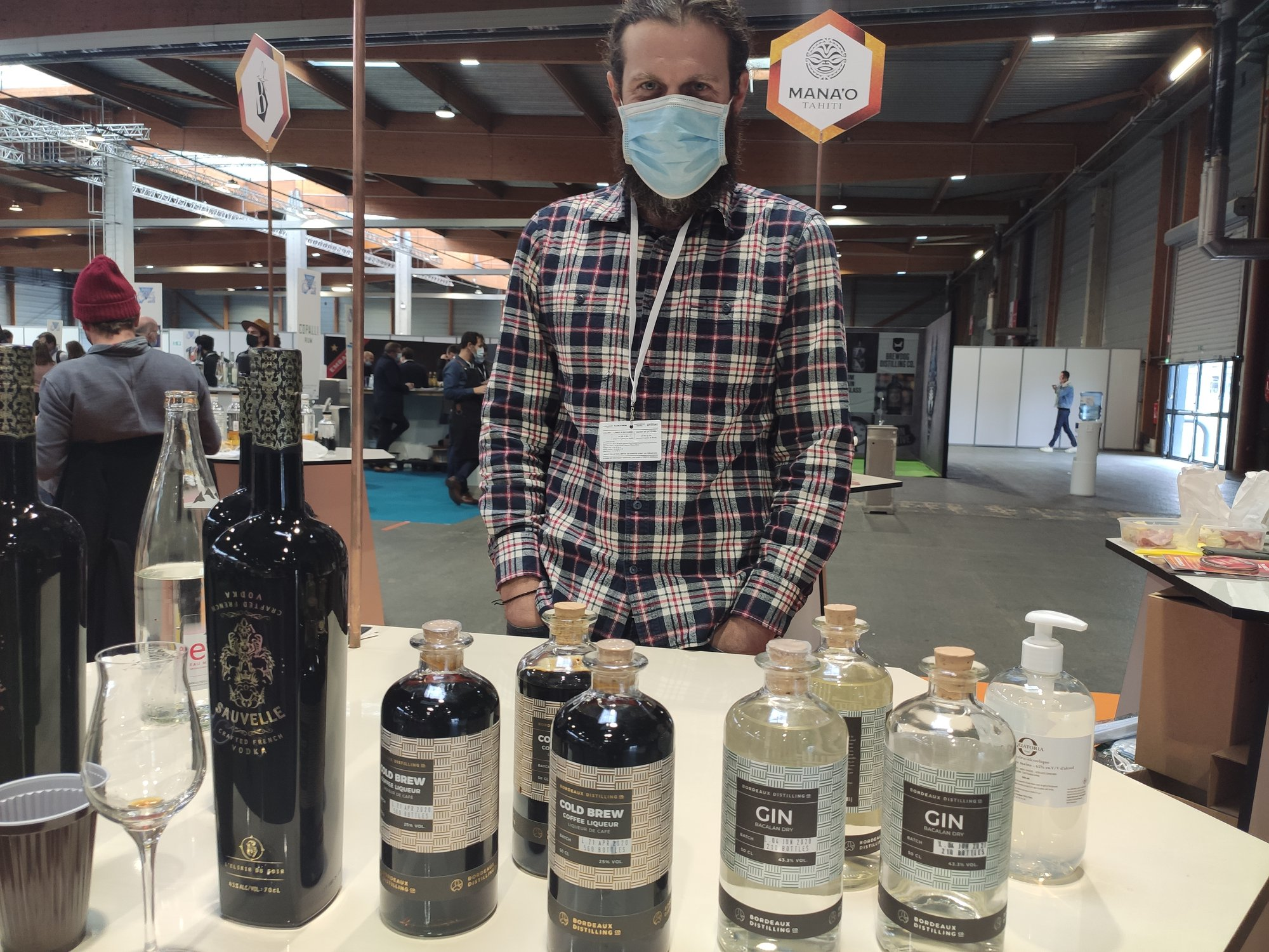 Bordeaux Distilling Co - Cold Brew