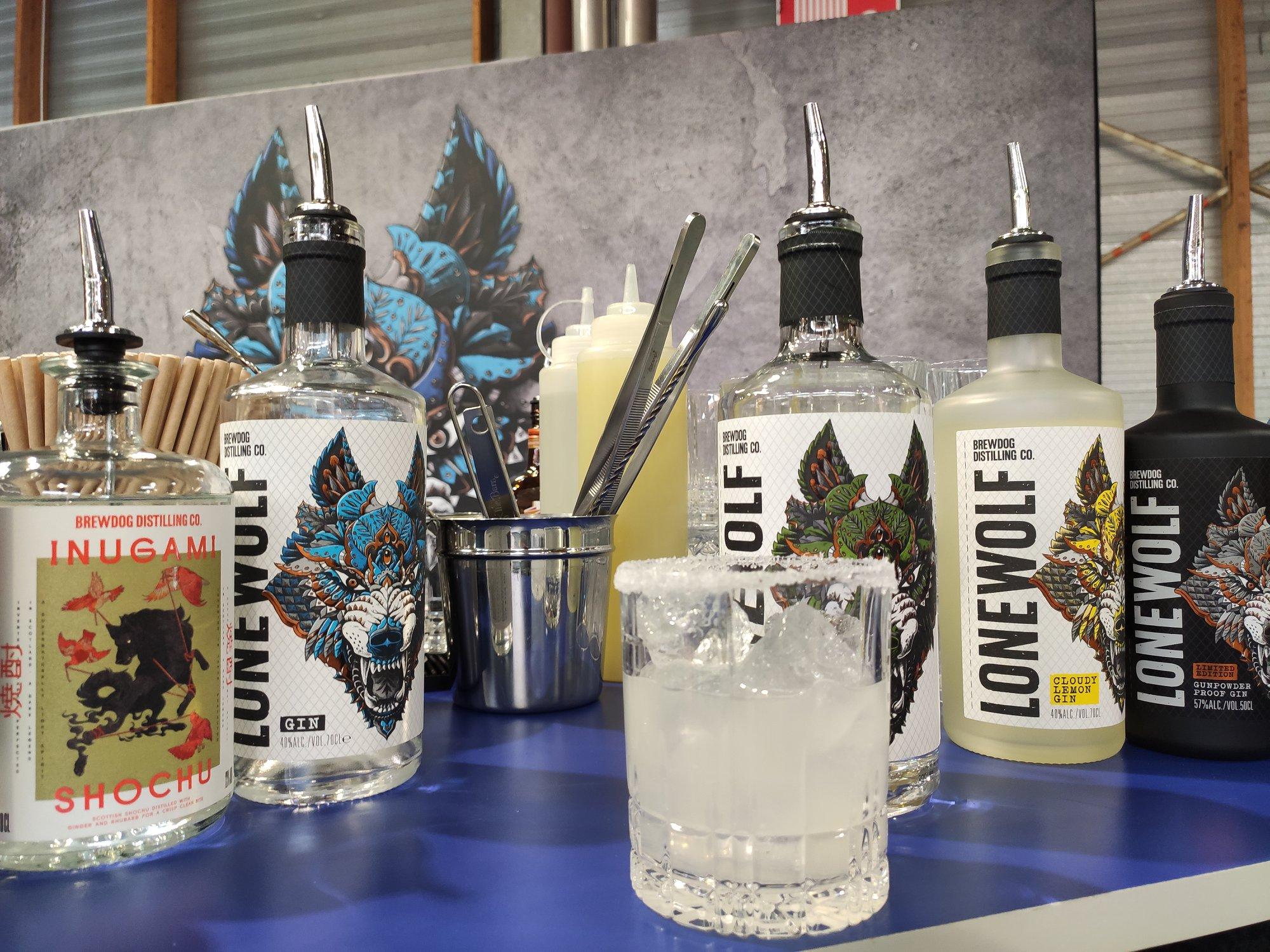 BrewDog Distilling Co - Spiritueux