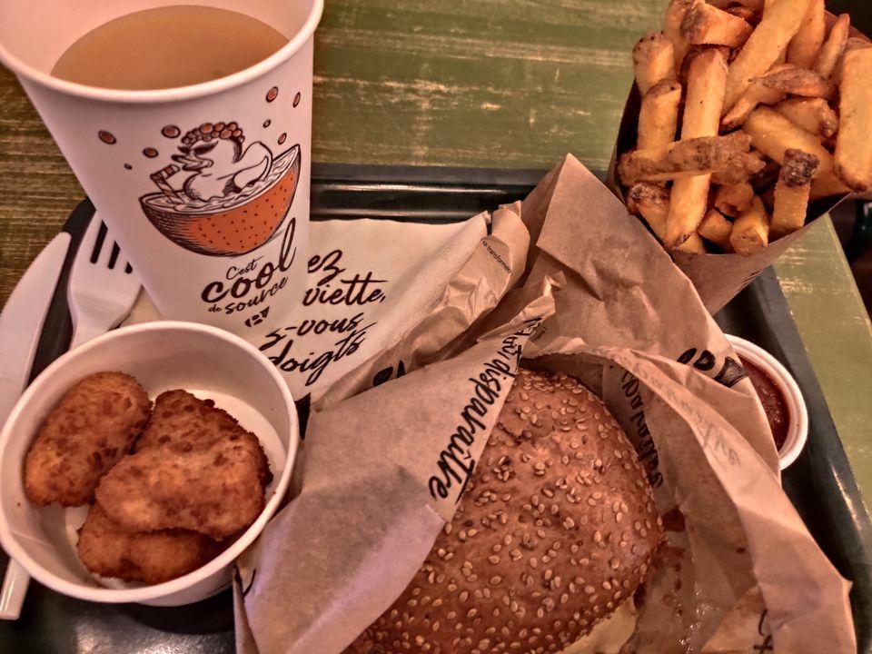 Bioburger - Burger Le Poivre