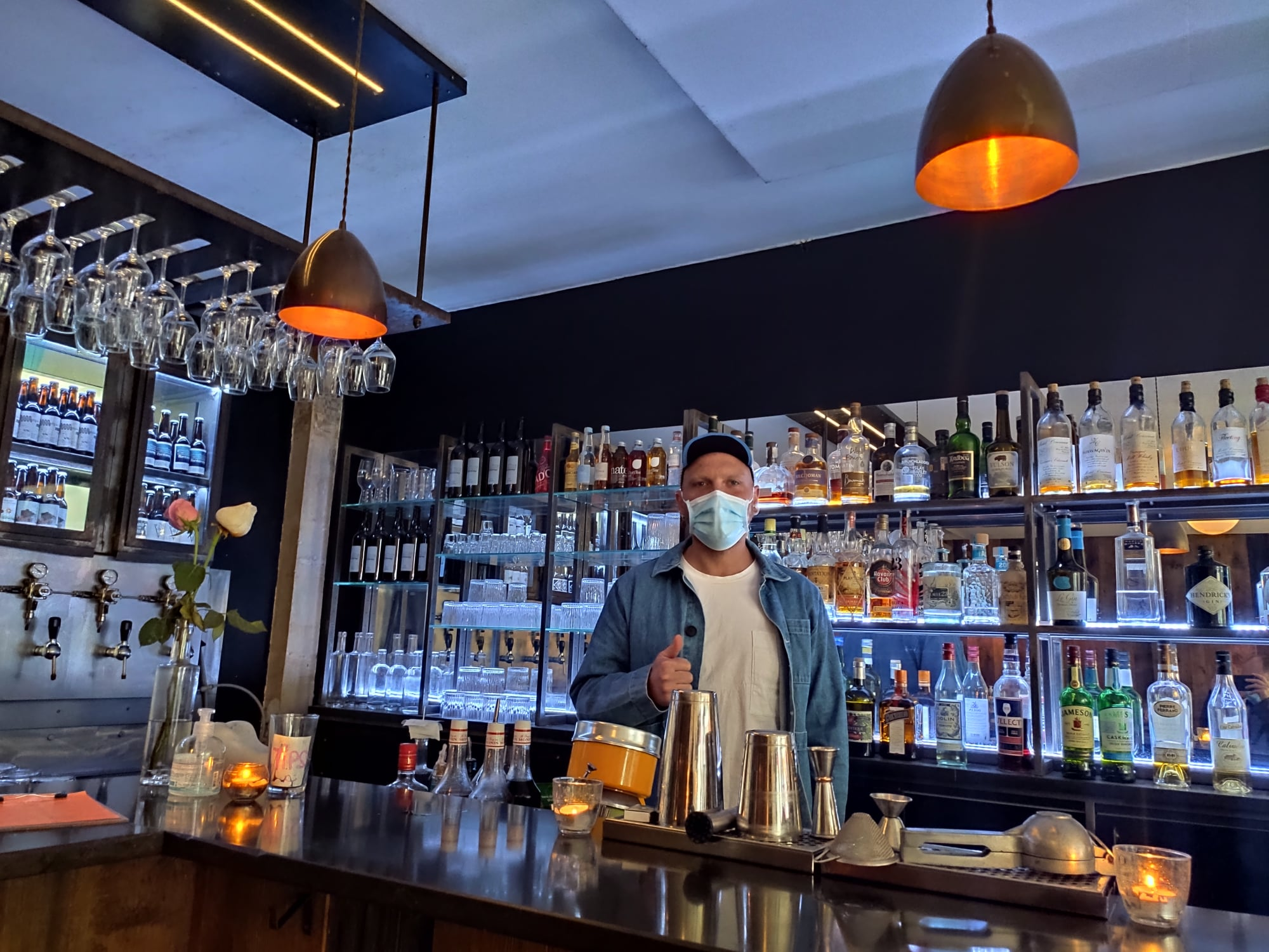 Julien Tisserand - Outland Bar