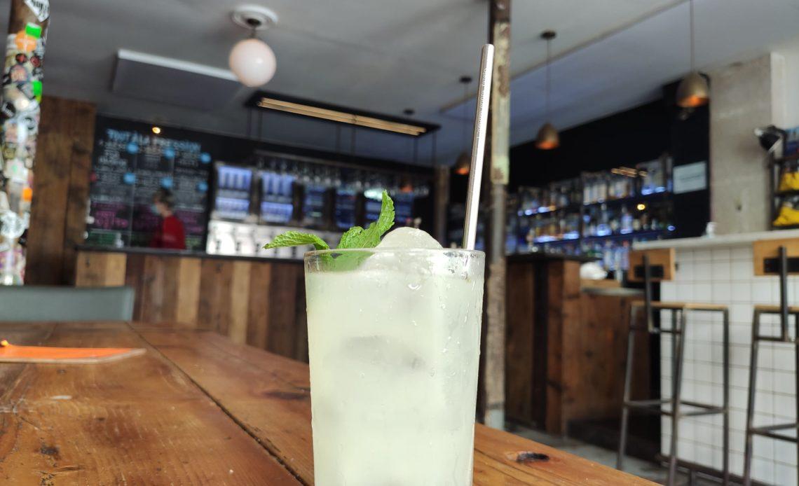 Mojito on tap - Outland Bar