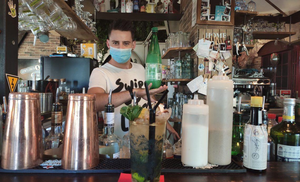 Le Coxx - Fréjus - Bar - Mojito