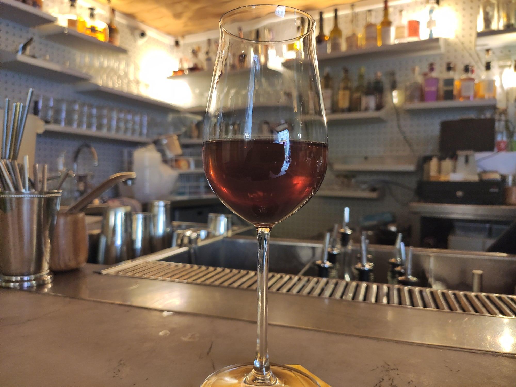 Cocktail - Ca tourne - Le Syndicat cocktail club - Paris