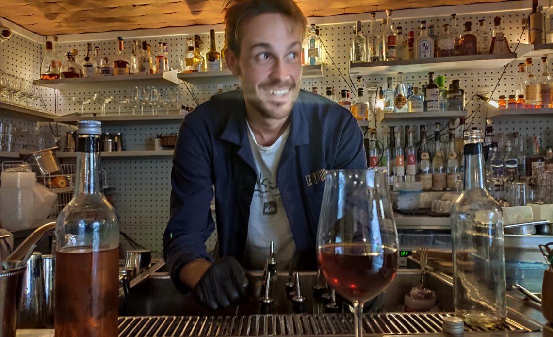 Giovanni di Allario - Le Syndicat cocktail club - Paris