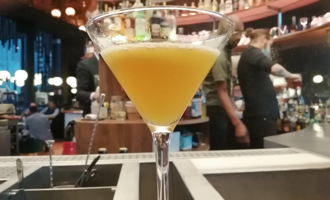 Bar à cocktails Octopus - La Défense