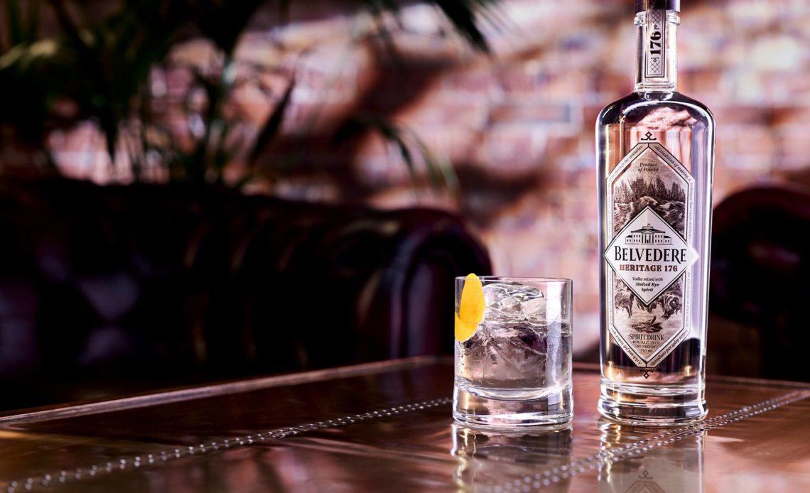 Belvédère - Spirit drink Heritage 176