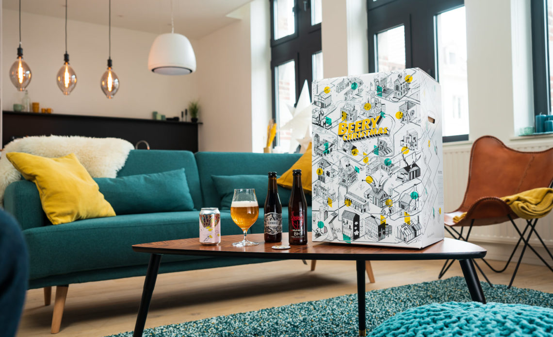 Beery Christmas - Saveur Bière - InterDrinks