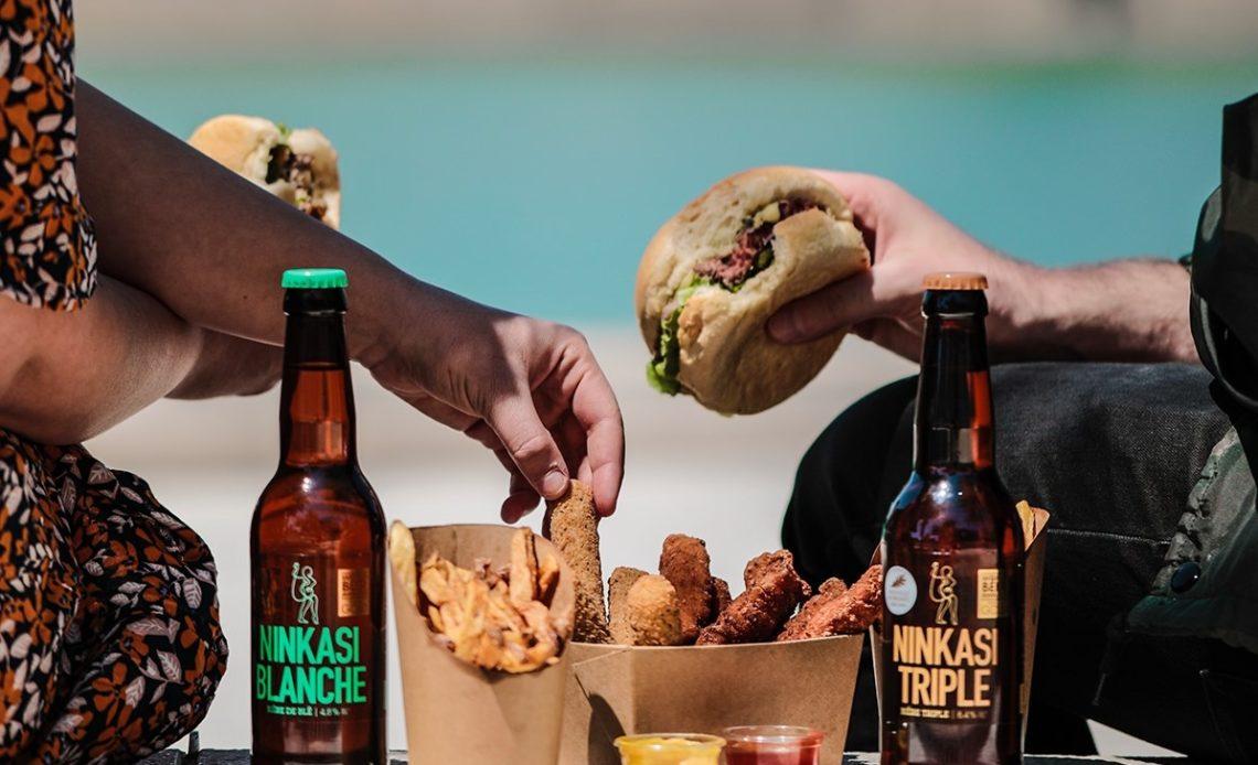 Ninkasi - Bière et food en click & collect