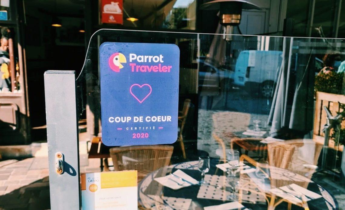 Appli mobile Parrot Traveler