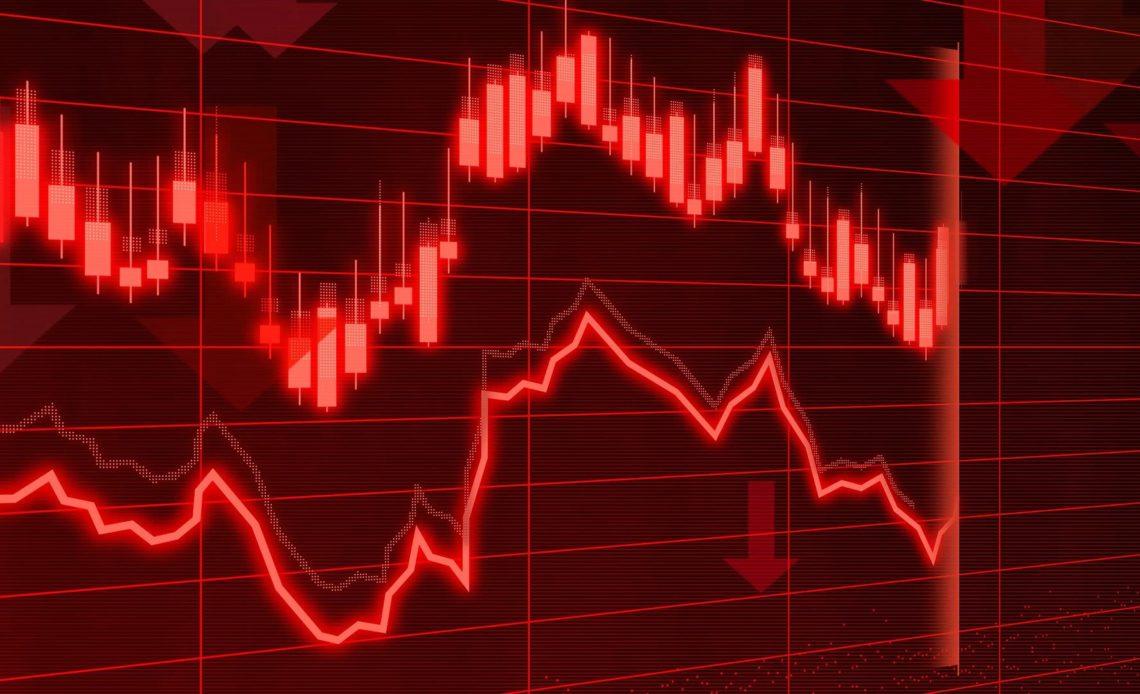 Chute de l'économie en graphique