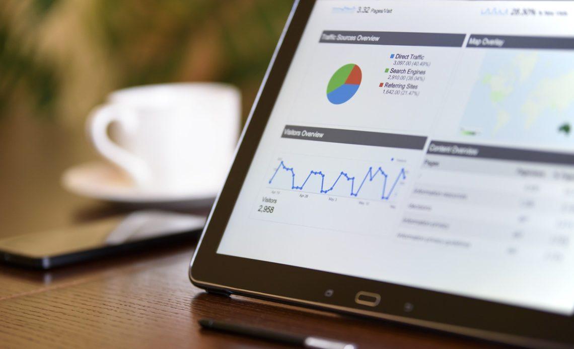 Marketing digital Web analytics