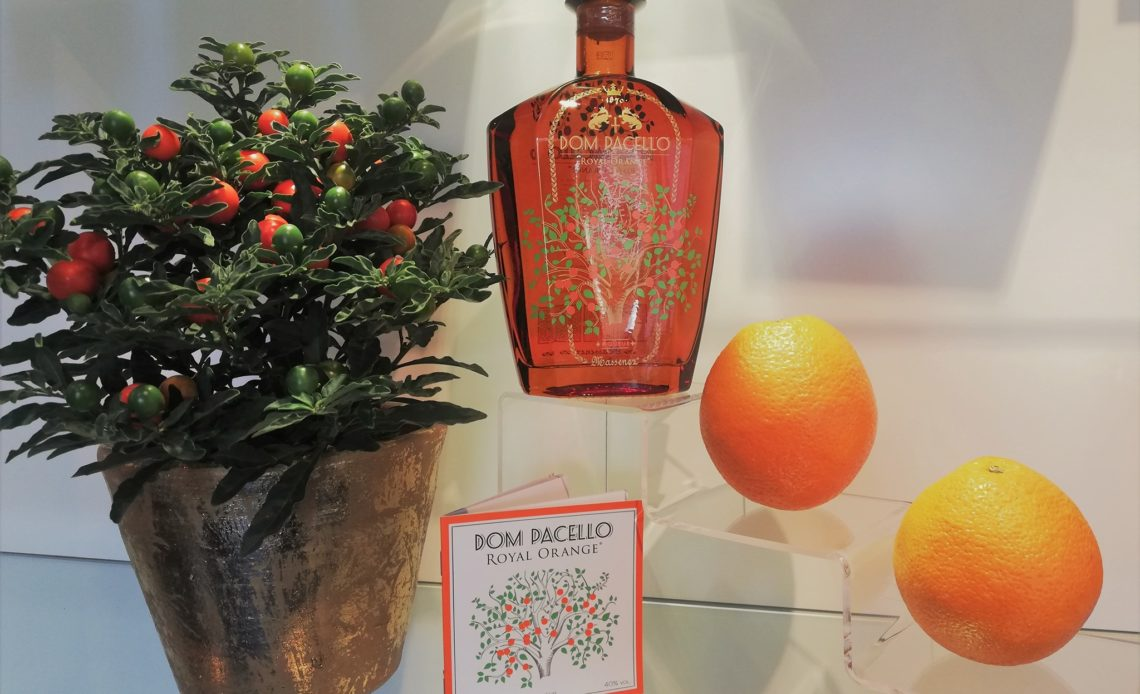 Royal Orange Dom Pacello - Distillerie Massenez
